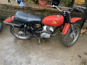1977 Honda xl100 for Sale in Pittsburgh, PA
