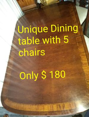 Dining table . UNIQUE !! (price on the picture!) for Sale in Las Vegas, NV