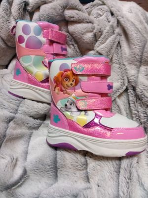 New! Girls Paw Patrol Boots for Sale in Federal Way, WA