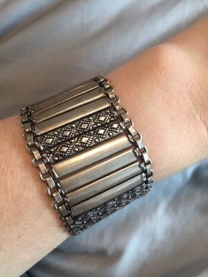 Silver bracelet for Sale in Salt Lake City, UT