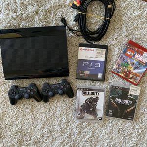 PS 3 Bundle for Sale in Miami, FL
