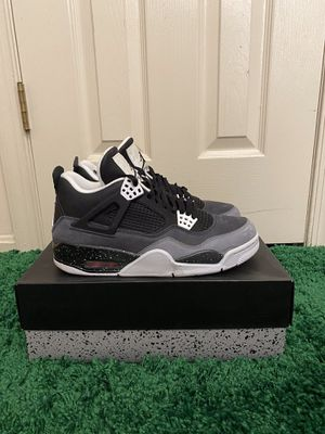 NIKE AIR JORDAN 4 RETRO FEAR PACK SIZE 8 WORN ONCE for Sale in Oxon Hill, MD