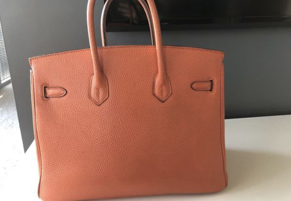 Hermès birkin 35mm *authenticated*