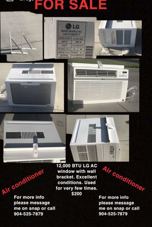 Air conditioner for Sale in Klamath Falls, OR