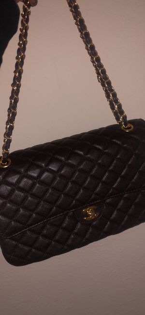 Chanel Bag Chocolate for Sale in NEW CARROLLTN, MD