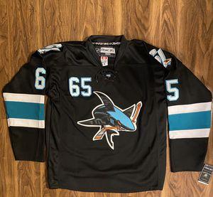 Erik Karlsson San Jose Sharks Reebok Jersey for Sale in Fresno, CA