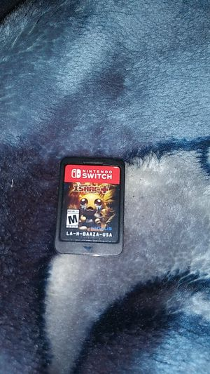 The Binding of Isacc + (Nintendo Switch) for Sale in Garden Grove, CA