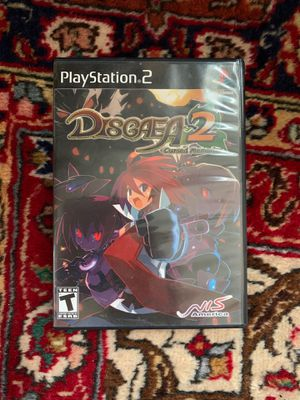 Disgaea 2 PS2 for Sale in Columbus, OH