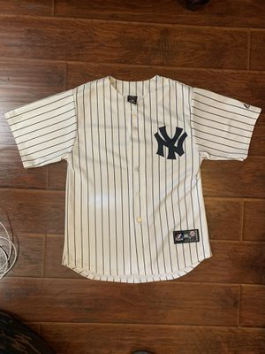 Vintage Majestic Yankees Jersey for Sale in Los Angeles, CA
