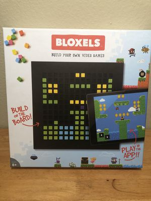 Bloxels Kids Video Maker game for Sale in Poway, CA