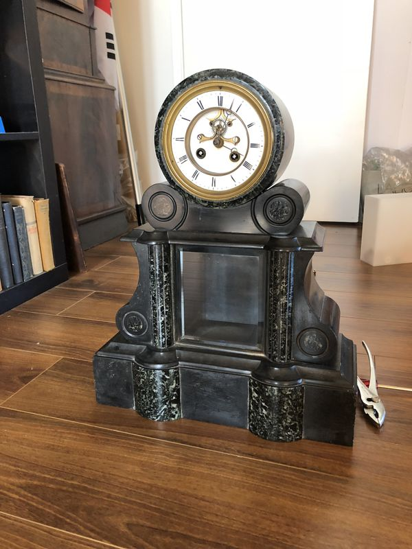 Antique Samuel Marti French Clock