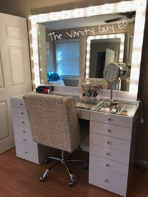 New And Used Makeup Vanity For Sale In El Paso Tx Offerup