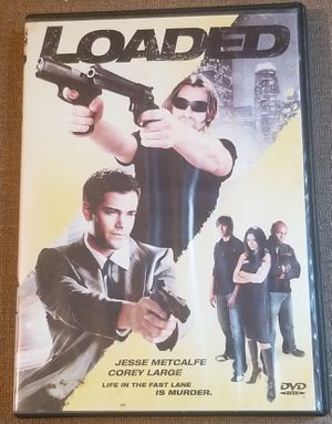 Loaded dvd movie for Sale in Three Rivers, MI
