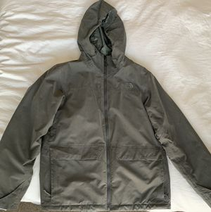 North face 3-in-1 jacket. Men's medium for Sale in Fairfax, VA