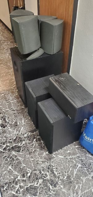 Big home theater system for Sale in Brooklyn, NY
