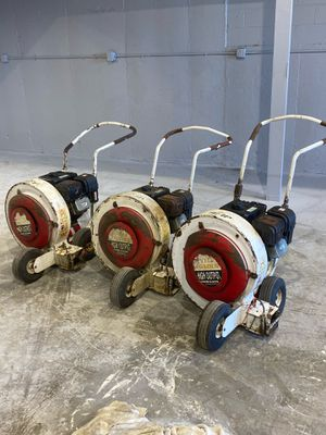 Little Wonder 9hp push blowers for Sale in Bedford, MA