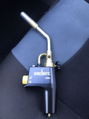 Torch bernzomatic for Sale in Rowland Heights, CA