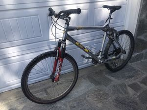 Specialized GT LTS Aluminum Full Suspension 24-Speed Mountain Bike for Sale in Upland, CA