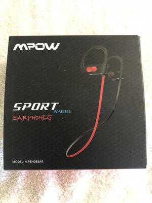 Mpow Bluetooth headphones for Sale in Atwater, CA