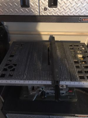 Makita table saw for Sale in East Meadow, NY