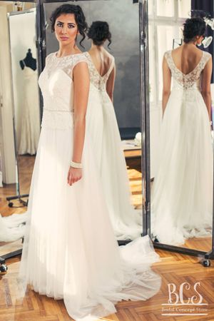 Demetrios Italy wedding dress for Sale in Falls Church, VA