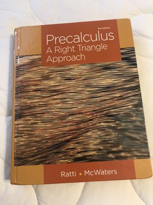 Math textbook calculus for Sale in Kernersville, NC