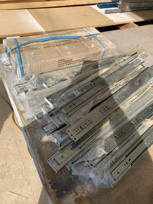 "22"" Full Extension Drawer Slides (28 Sets) for Sale in Hialeah, FL"
