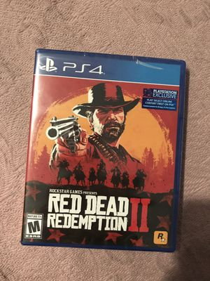 REF DEAD REDEMPTION ll (unopened) for Sale in Fort Leonard Wood, MO