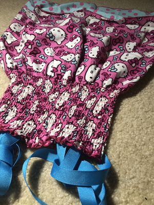 Girls Homemade Hello Kitty Dress Size Small for Sale in Apopka, FL