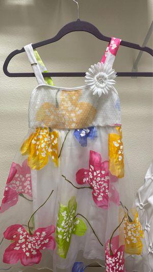 Flower Petal Little girls dress for Sale in Sanford, FL