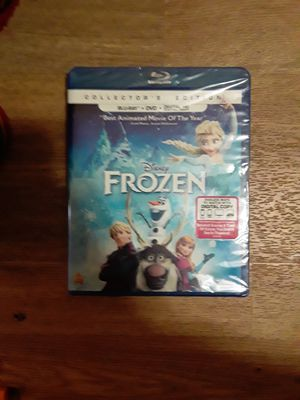 Frozen movie for Sale in Summerville, SC