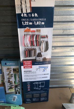 Closet organizers for Sale in Las Vegas, NV