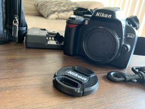 Nikon D40 DSLR Camera Kit for Sale in Midlothian, IL