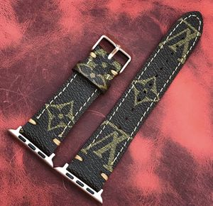 Custom Made Louis Vuitton Apple Watch Straps for Sale in Yardley, PA