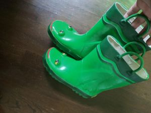 Frog boots / rain boots for Sale in Los Angeles, CA