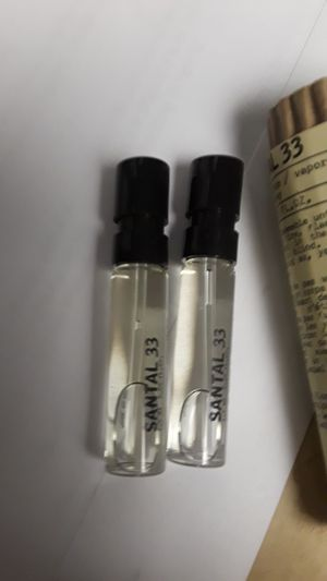 2 bottles le labo parfum 1.5ml for Sale in Chandler, AZ