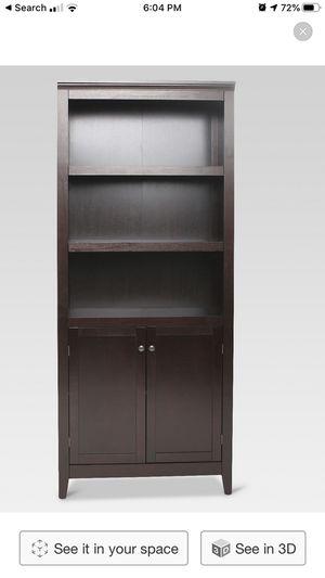 (2) Threshold bookshelves for Sale in Riverside, CA