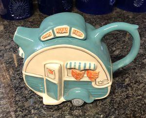 Ceramic camper tea pot for Sale in Lee's Summit, MO