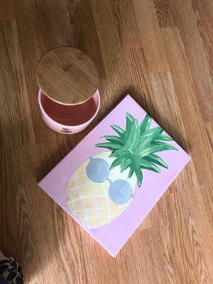 Pineapple Decor for Sale in Alexandria, VA
