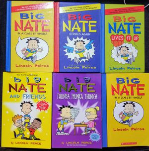 Big Nate $10 for Sale in Lowell, MA