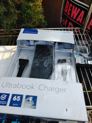 Ultra book charger for Sale in Salinas, CA