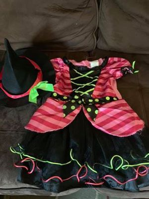 Witch costume for Sale in Lancaster, PA