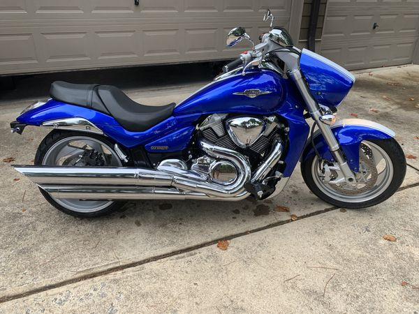 2007 Suzuki Boulevard M109R Limited Edition 1800 Suzuki Boulevard M109R Motorcycle For Sale