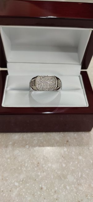 New with tag Solid 925 Sterling Silver MEN'S WEDDING Ring size 11 $150 OR BEST OFFER ** WE SHIP!!📦📫** for Sale in Phoenix, AZ