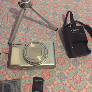 Canon Sx730 Hs for Sale in Kannapolis, NC