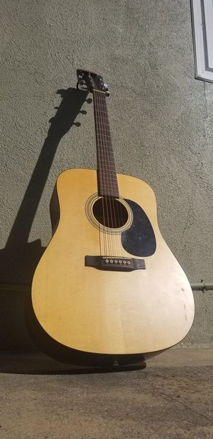 Recording King RD-06M acoustic guitar for Sale in Lompoc, CA