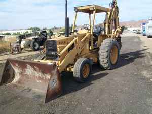 Ford 655a backhoe for Sale in Lakewood, CA