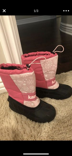 Girls boots size youth 13 for Sale in Los Angeles, CA