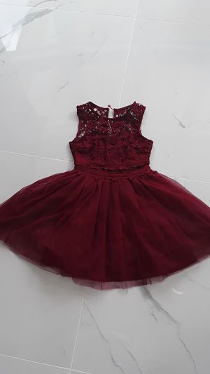 Maroon Prom/Homecoming short dress for Sale in Enumclaw, WA