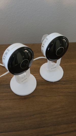 D-Link Security Cameras for Sale in Dallas, TX